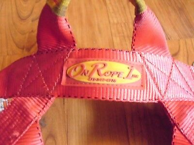 On Rope 1 CLIMBING HARNESSES GREAT CONDITION!