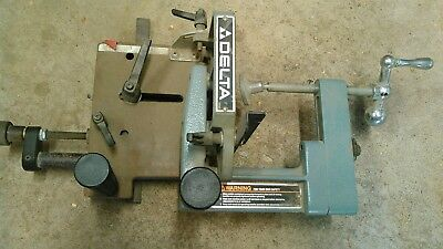 Delta  Tenoning Jig for Table Saw