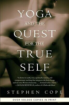 Yoga And The Quest For True Self by Cope, Stephen Paperback Book The Cheap Fast