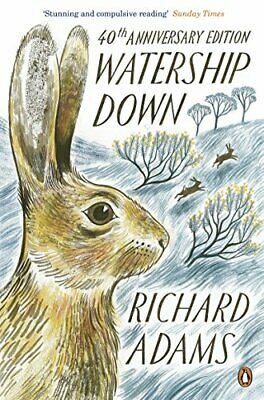 Watership Down by Adams, Richard Book The Cheap Fast Free Post