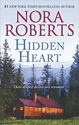 Hidden Heart: An Anthology by Roberts, Nora Book The Cheap Fast Free Post