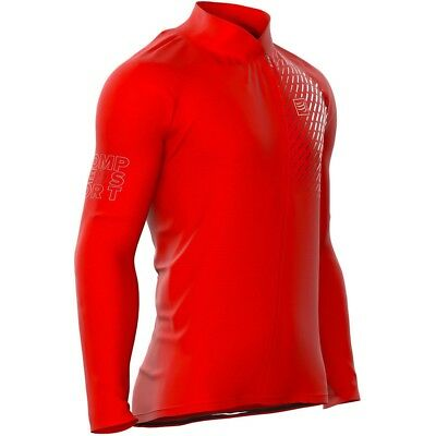 Compressport Chubasquero Running Hombre Hurricane Jacket V2