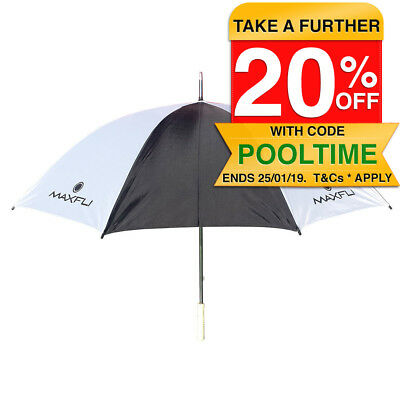 Maxfli 128cm Large Golf Waterproof Umbrella/Canopy Cover/Protection Player/Sport