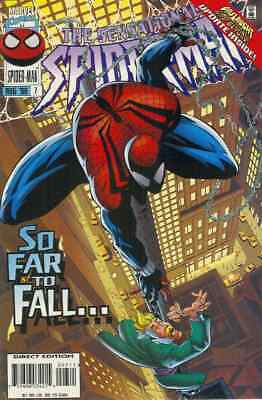 SENSATIONAL SPIDER-MAN #7-14 (Marvel Comics, 1996-97) - 8 issues, VF/NM