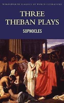Three Theban Plays by Sophocles