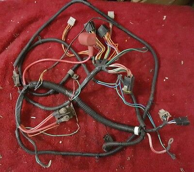 cub cadet lt1018 main wiring harness mtd yardman troy bilt 629 rh picclick co uk