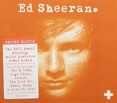 Ed Sheeran - + (CD ' Deluxe Edition)