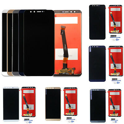 LCD Display Touch Digitizer Screen Replacement for Huawei Honor 9 Lite / Youth