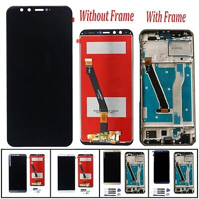 LCD Display Touch Screen Digitizer + Frame + Tool For Huawei Honor 9 Lite/Youth