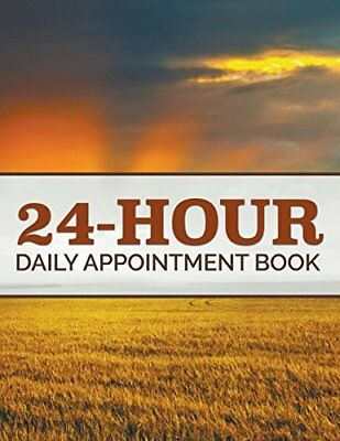 24-Hour Daily Appointment Book by Publishing LLC, Speedy Book The Cheap Fast
