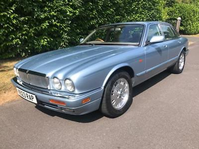 1996 Jaguar XJ Series 4.0 Sovereign 1 OWNER FROM NEW - VERY LOW MILES - STUNNING