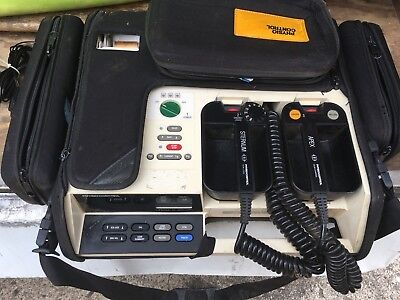 Physio-Control Lifepak 10 With Carrying Case