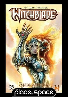 Witchblade Redemption Vol 01 - Softcover