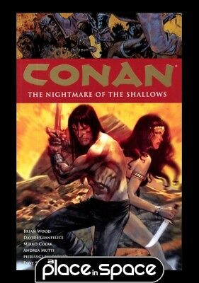 Conan Vol 15 Nightmare Of Shallows - Softcover