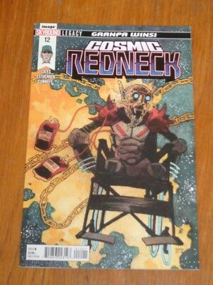 Cosmic Redneck #12 Image Comics Variant April 2018 Nm (9.4)