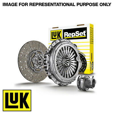 Luk Repset Oe Replacement Clutch Kit - 624327909