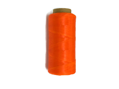 150 Yard Artificial Sinew 60LB Test Orange Blue Purple Green Olive Red Turquoise