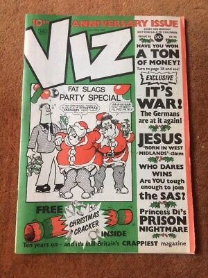 Viz Comic Issue No.39 FREE P&P UK