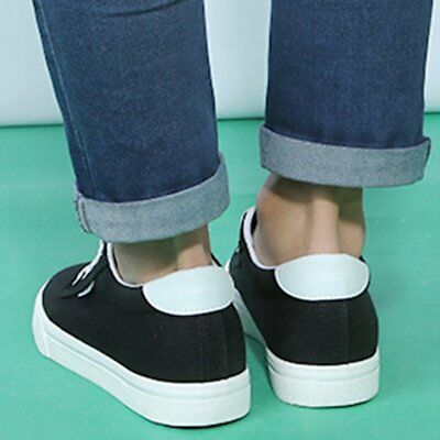 RenBen Casual Shoes Summer Style Men Young Boys Breathable Elevator Shoes F0