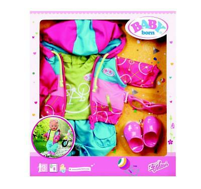 Play & Fun Deluxe Doll Outfit - Baby Born Free Shipping!
