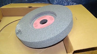 "Milicron surface grinding wheel 14 x 2 x 2 recessed H5A46-K12-UKP 14"" inch NEW"