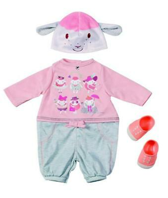 Deluxe Doll's Clothes Set (Casual Day) - Baby Annabell Free Shipping!