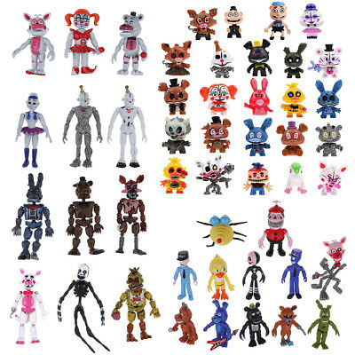 Five Nights At Freddy's FNAF Bunnie Game Action Figure Doll Toys Kids Gifts IT