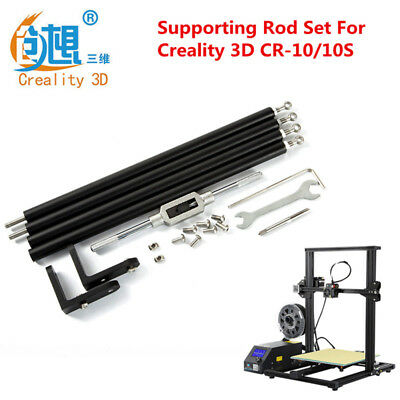 *AU Stock* Supporting Rod Set For Creality 3D CR-10/10S 3D Printer Accessories