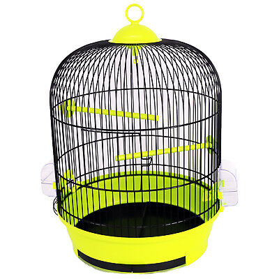 Pet Ting Walker Luxury Bird Cage for Finch Canary Singing Budgie Cockatiel Green