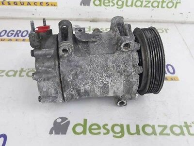Compresor aire acondicionado CITROEN C4 grand picasso exclusive 2006 9684432480