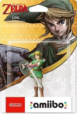 amiibo The Legend of Zelda Collection Link Twilight Princess NEUWARE