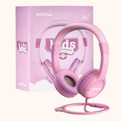 Mpow Kids Headphone with 85dB Volume Limited Hearing Protection & Volume Headset