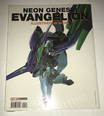 NEON GENESIS EVANGELION ILLUSTRATION BOOK (Planet Manga)