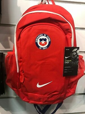 Nike Backpack Chile National Team NWT Training Oficial Sports La Roja