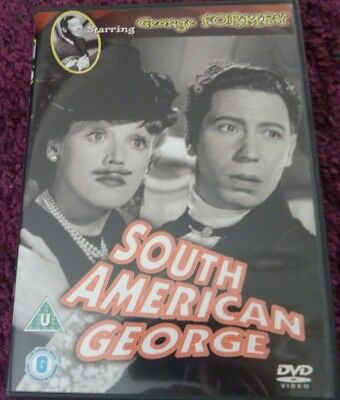 South American George (DVD) GEORGE FORMBY*COMEDY*CLASSIC FILM*