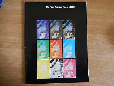 1973 Dupont Annual Report