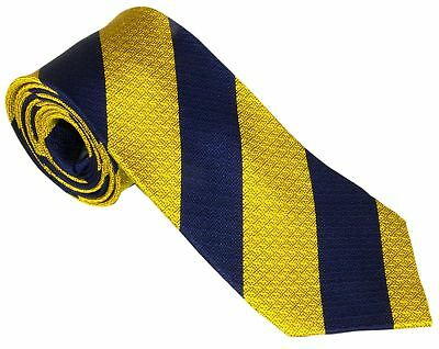 Princess of Wales's Royal Regiment (PWRR) Silk Non Crease Tie