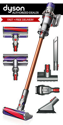 Dyson Cyclone V10 Absolute Cordless Vacuum Cleaner w/ Full Warranty + FREE Ship!