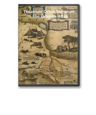 Theatrum Orbis Terrarum - The Ortelius Atlas on CD - B85
