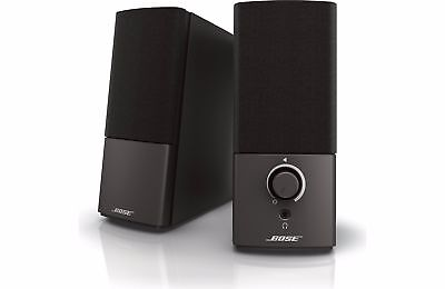 Bose Companion 2 Series III multimedia speaker system New Shipping Fast!