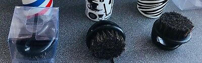 3 x Barber Knuckle Brush perfect for fade haircut / barbering /hairdressing BNIB