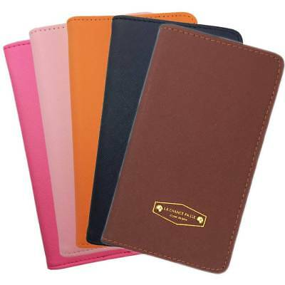 RFID Blocking Travel Wallet Passport Case Cover Holder Pouch Ticket Organizer AU
