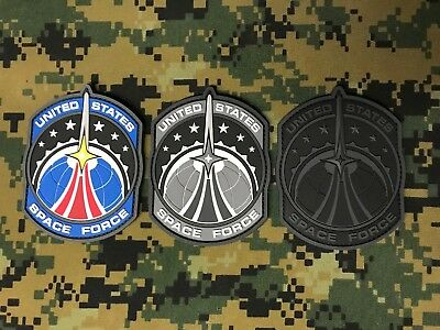 United States Space Force PVC Morale Patch