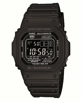 CASIO Wrist Watch G-SHOCK Radio Solar GW-M 5610-1BJF Men's Japan import