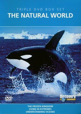 The Natural World - Discovery Channel 3-DVD Box Set - DVD  XIVG The Cheap Fast