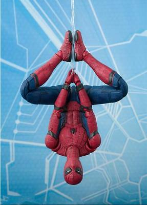 Spiderman Spider Man Homecoming PVC Action Figure Collectible Model Toy