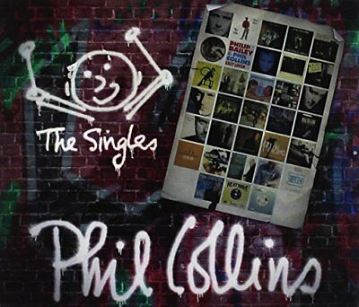 PHIL COLLINS-THE SINGLES 3CD EDITION-JAPA From japan