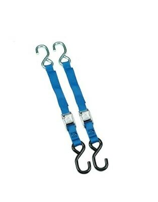 "Ancra 1"" Tie Downs Blue (47295-12)"