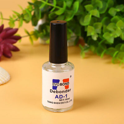 E34E Beauty-Nail Glue Remover Dissolve Solvet Polish-Removing Debonder Girls