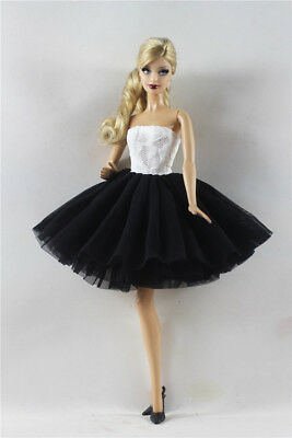 Lovely Fashion Dress/Clothes/Ballet Dress For 11.5in.Doll b09
